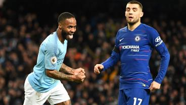 A Snafu, Shitshow And Clusterfuck, As Defined By Man City Vs. Chelsea