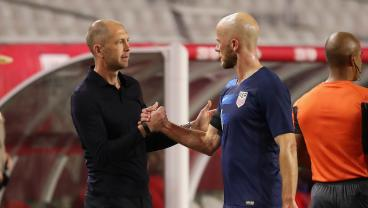 USMNT Gold Cup Roster Announced AND WTF IS THIS