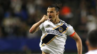 Zlatan Hits Post With Outrageous Flick But Delivers With Game-Winning Panenka Penalty