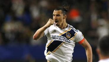 Projecting Zlatan's Stats For 2019 After His Historic Start
