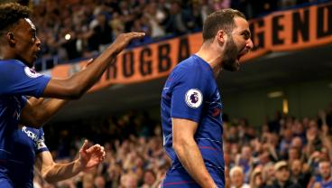 Violent Gonzalo Higuaín Goal Is Satisfying For A Number Of Reasons