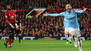 Bernardo Silva's Genius Stands In Stark Contrast To How Dumb Manchester United Is