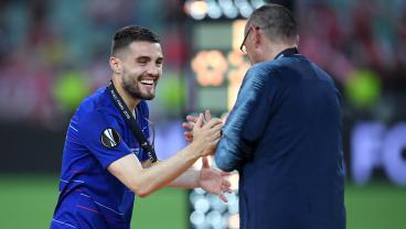 Chelsea Makes As Big A Splash As It Can By Permanently Signing Mateo Kovačić