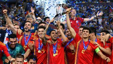 Spain Wins U-21 Euros Thanks To Brilliant Play Of Napoli's Fabián Ruiz