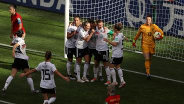 Spain On A Collision Course With USWNT After Defeat To Germany
