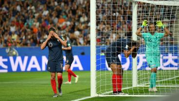France Survives Comical Own Goal Thanks To Controversial VAR Decision