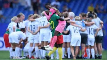 Cameroon Produces Dramatic Winner With Last Kick Of The Match To Advance