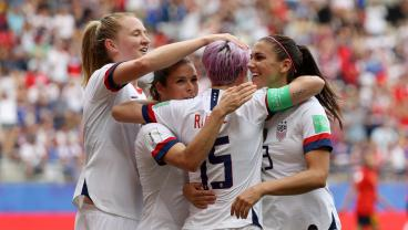 USWNT Needs All The Help It Can Get To Overcome Dogged Spain In Round Of 16