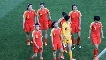 China Women's National Team Quarantined In Australia