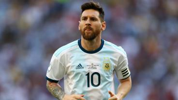 For Messi, Tonight Spells Heartbreak Or The Most Stunning Achievement Of His Career