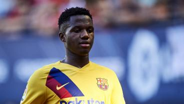Ansu Fati's La Masia Highlight Reel Shows Just How Talented The Teenager Really Is