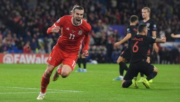 For The Hundredth Time, Gareth Bale Comes Up Clutch For Wales