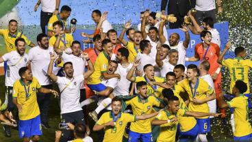 Brazil Scores Twice At The Death To Defeat Mexico 2-1 In U-17 World Cup Final