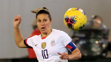 With Olympic Squads Capped At 18 Players, The SheBelieves Cup Is About To Get Cutthroat