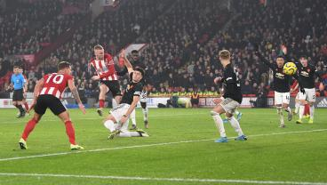 Man United's Ridiculous Comeback Undone In 90th Minute Of 3-3 Draw With Sheffield United