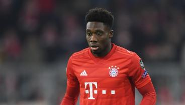 Alphonso Davies Is Destined To Become One Of The Bundesliga's Best