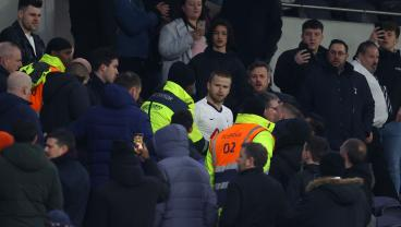 Spurs' Eric Dier Just Now Given 4-Match Ban For Something He Did 4 Months Ago