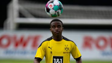 Schalke Issues Apology To Youssoufa Moukoko After Fans Racially Abuse BVB Teenager