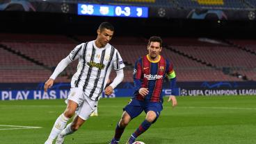 Messi Vs. Ronaldo Only Reinforces The World's Desire To See Messi On Another Team