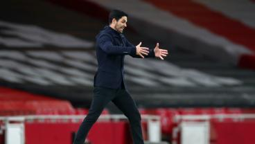 Mikel Arteta Gives A Stats Lesson That Doesn't Quite Add Up