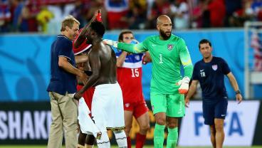 Jürgen Klinsmann Did Not Want To Start Tim Howard Vs. Belgium At 2014 World Cup
