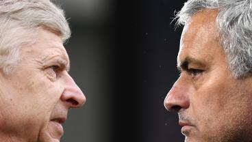 Fierce Rivals Jose Mourinho And Arsene Wenger Are Champions League Final Pundits For beIN Sports