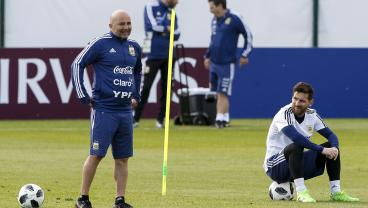 Could Mexico Really End Up With Argentina Manager Jorge Sampaoli?