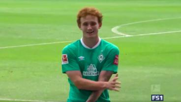 Josh Sargent Scores The Best Goal Of His Young Career