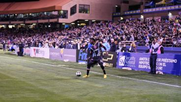 Las Vegas Lights Home Opener Had A Better Atmosphere Than Some MLS Clubs This Weekend