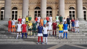 Nike's Full Range Of 14 Women's World Cup Uniforms Has Been Unveiled