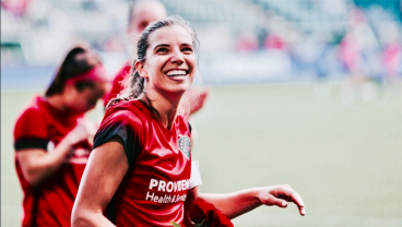 Tobin Heath Is Back And The World Is A Bit Brighter Today