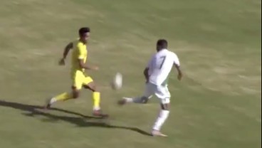 Watch Mahrez Put Zimbabwe's Defense On Skates To Secure AFCON Qualification