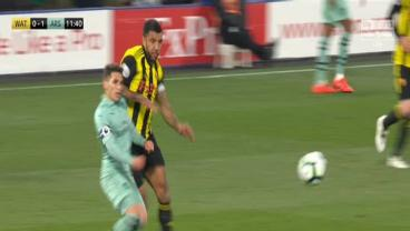 Troy Deeney Is Sent Off For Staying True To His Word