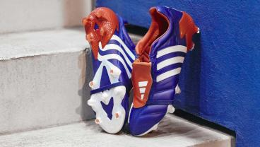 The Legendary Adidas Japan Blue Predator Mania Boots Are Back And Better Than Ever