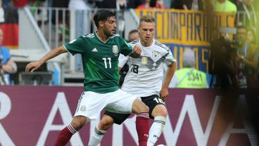 Mexico's Attackers Were Sick Against Germany. No Really, They Had The Flu