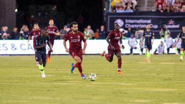 How Fast Is Mohamed Salah? The Numbers Behind The Pharaoh's Pace