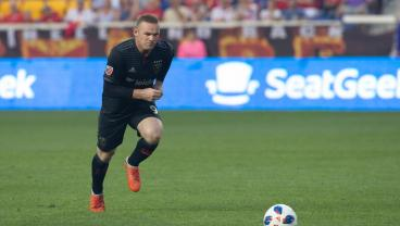 Wayne Rooney's Brace Inspires D.C. To Playoff-Clinching Win Over NYC FC