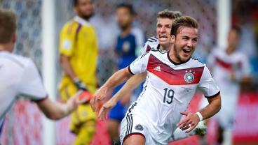 2014 Hero Mario Gotze Left Off Germany's World Cup Squad