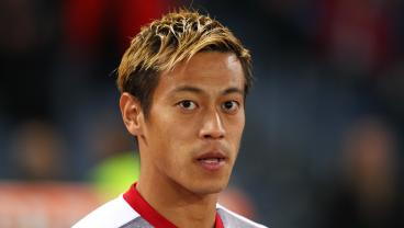 Japanese Star Keisuke Honda Is Now The General Manager For The Cambodia National Team