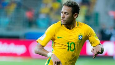 Neymar Murders An Austrian In What's Supposed To Be A Friendly