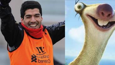 11 Footballers And Their Hilarious Cartoon Lookalikes