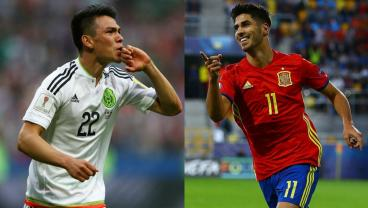 10 Rising Stars Of The 2018 FIFA World Cup, Ranked