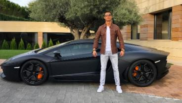 CR7 Get's Trolled For Buying A New Lamborghini
