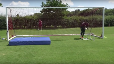 Pro GK Handling and Conditioning Session