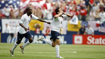 TBT Benny Feilhaber 2007 Gold Cup Winning Goal