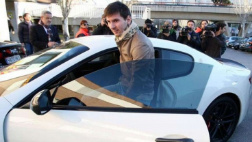 Lionel Messi's Car Collection Is World Class Like He Is