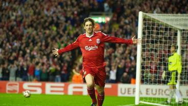 Relive Fernando Torres' Top 10 Goals In A Liverpool Shirt