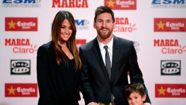 Lionel Messi And Antonella Roccuzzo Love Story