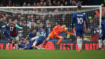 The Premier League's Best Goals Of The Week
