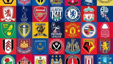 A Song With All 92 English League Soccer Teams From The 2016-17 Season